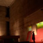 Couvent de la Tourette Visite # 03 Le Corbusier architect Visiting with Bernard Huet © Jerominus 1996