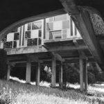 Sainte Marie de La Tourette no7 Dominican Orderpriory, Lyon, France Le Corbusier and Iannis Xenakis architects 1956 - 1960 © Jerominus 1996