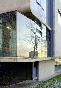 Nicolaas Bloembergen building Uithof © Prosper Jerominus, 2002