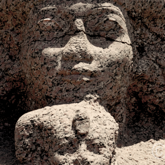 Museum of Egyptian Antiquities, Egyptian Museum, Cairo Detail © Prosper Jerominus, 2001