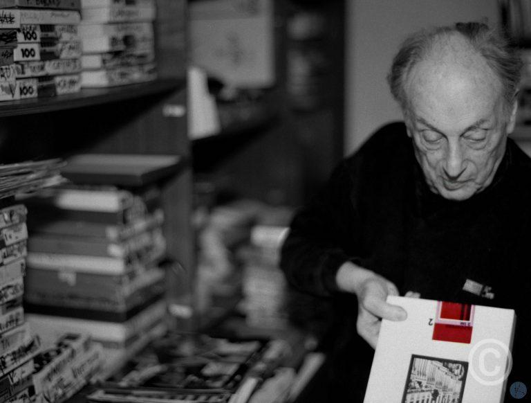 Lucien Hervé, Paris. © 1995 Jerominus.