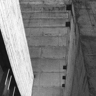 Façades Couvent de la Tourette Le Corbusier architect © Jerominus 1996