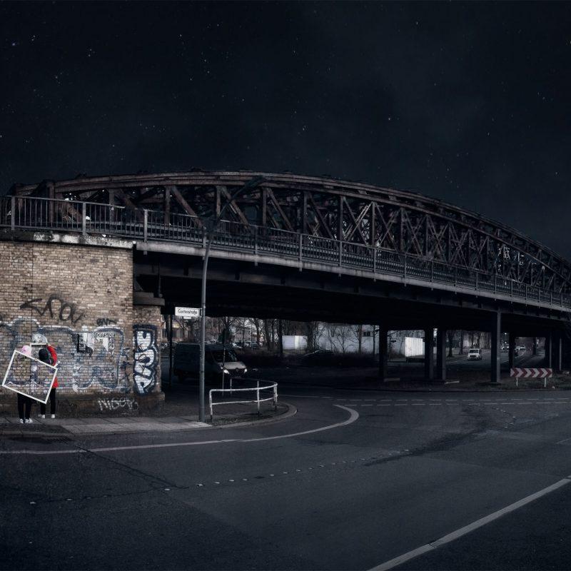 Liesenbrucken Bridge Mitte Berlin © Prosper Jerominus 2018