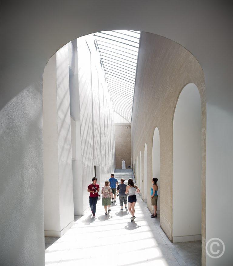 Museum Ny Carlsberg Glyptotek Vilhelm Dahlerup architect (1836-1907), and Henning Larsen architect (1925-2013) Copenhagen, Denmark © Prosper Jerominus 2018