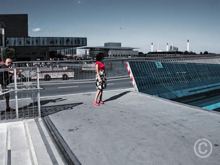 I want green shoes (2 of 3) Copenhagen, summer 2018 © Prosper Jerominus 2018