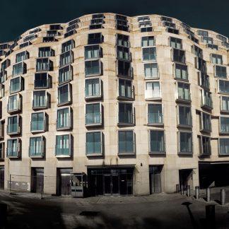 DZ Bank, Berlin Frank Gehry - Hans Schober architects 2000 © Prosper Jerominus 2018