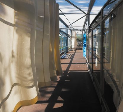 Bauhaus museum Berlin - June 29 - last Open Day 2018 - Pavillion - ID: 162680