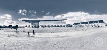 Copenhagen Opera House - West View - Henning Larsen Architects © Prosper Jerominus 2018
