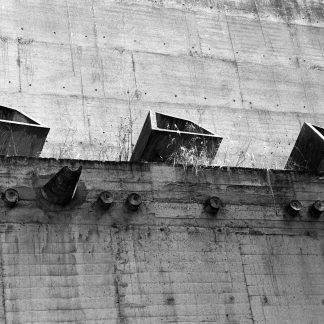 Architecture photography - Heritage - The Dominican Convent of La Tourette, France. UNESCO World Heritage Sites(in 2016) Le Corbusier,Iannis Xenakis,André Wogensckyarchitects 1959-1965