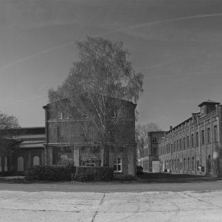 Eiswerder Island buildings Spandau Berlin © Prosper Jerominus 2018