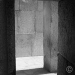 Eternal wandering Chephren valley temple, Cairo © Jerominus 1997