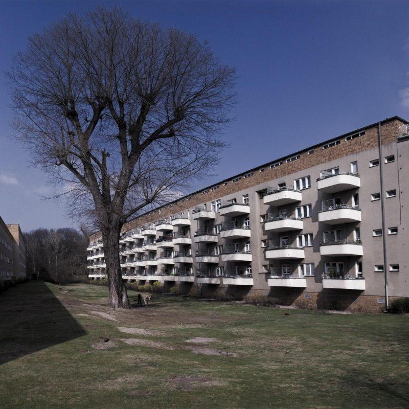 Siemensstadt Housing Estate - Berlin - Großsiedlung Siemensstadt - Zeilenbauten Paul Rudolf Henning architect 1929–31 Unesco World Heritage (2008) © Prosper Jerominus 2018