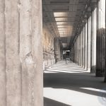 Shooting at the Neues Museum, Berlin