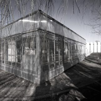 Das Bauhaus-Archiv / Museum für Gestaltung Re-use Pavillion - June 29 - last Open Day 2018