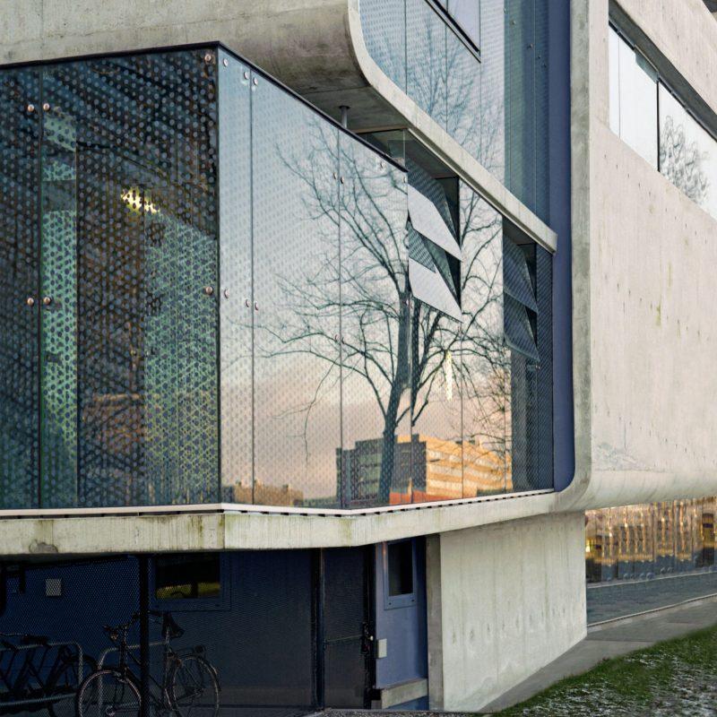 NMR Facility Nicolaas Bloembergen building University Utrecht, Netherlands, 1997–2000 UN Studio (1997–2000)