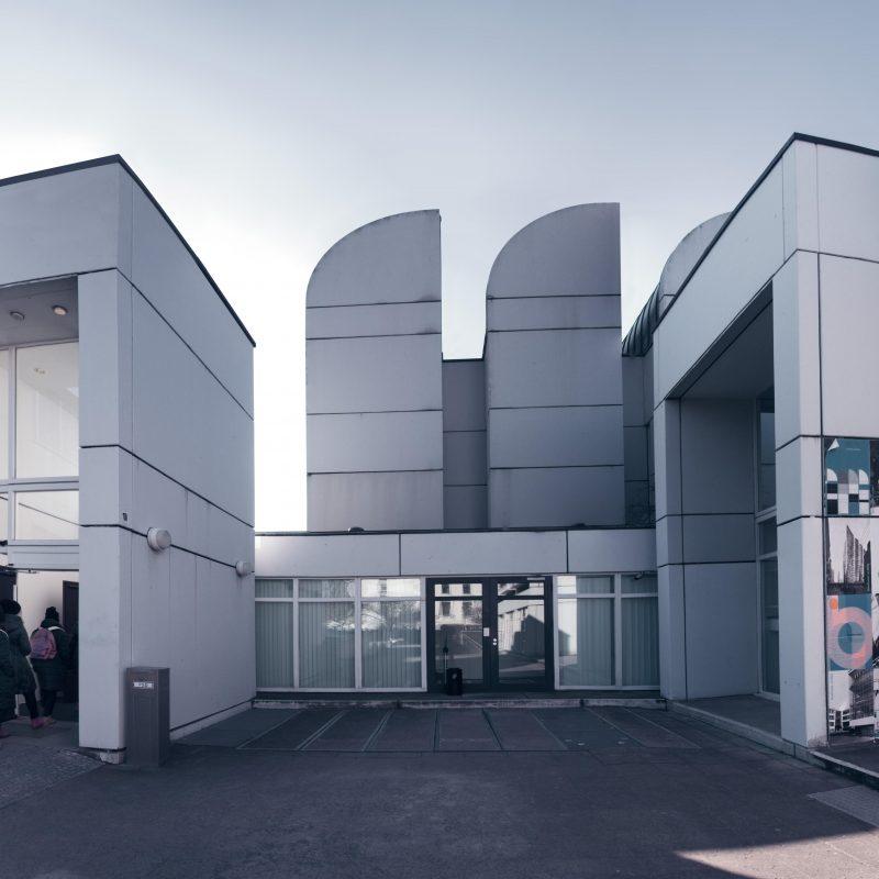 Entree - Das Bauhaus-Archiv / Museum für Gestaltung - June 29 - last Open Day 2018