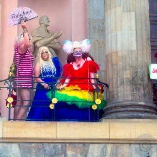Fabulous - Solidarność Transsexuellen-Gesetz jetzt abschaffen! Pride Parade Berlin 2020