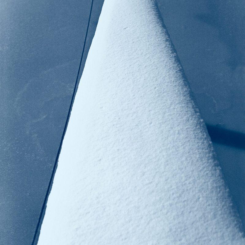 Plongeon in Ice