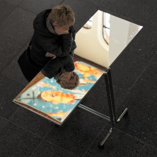 Skyscape reflections #1 Norbert Bisky - POMPA - St. Matthew Berlin