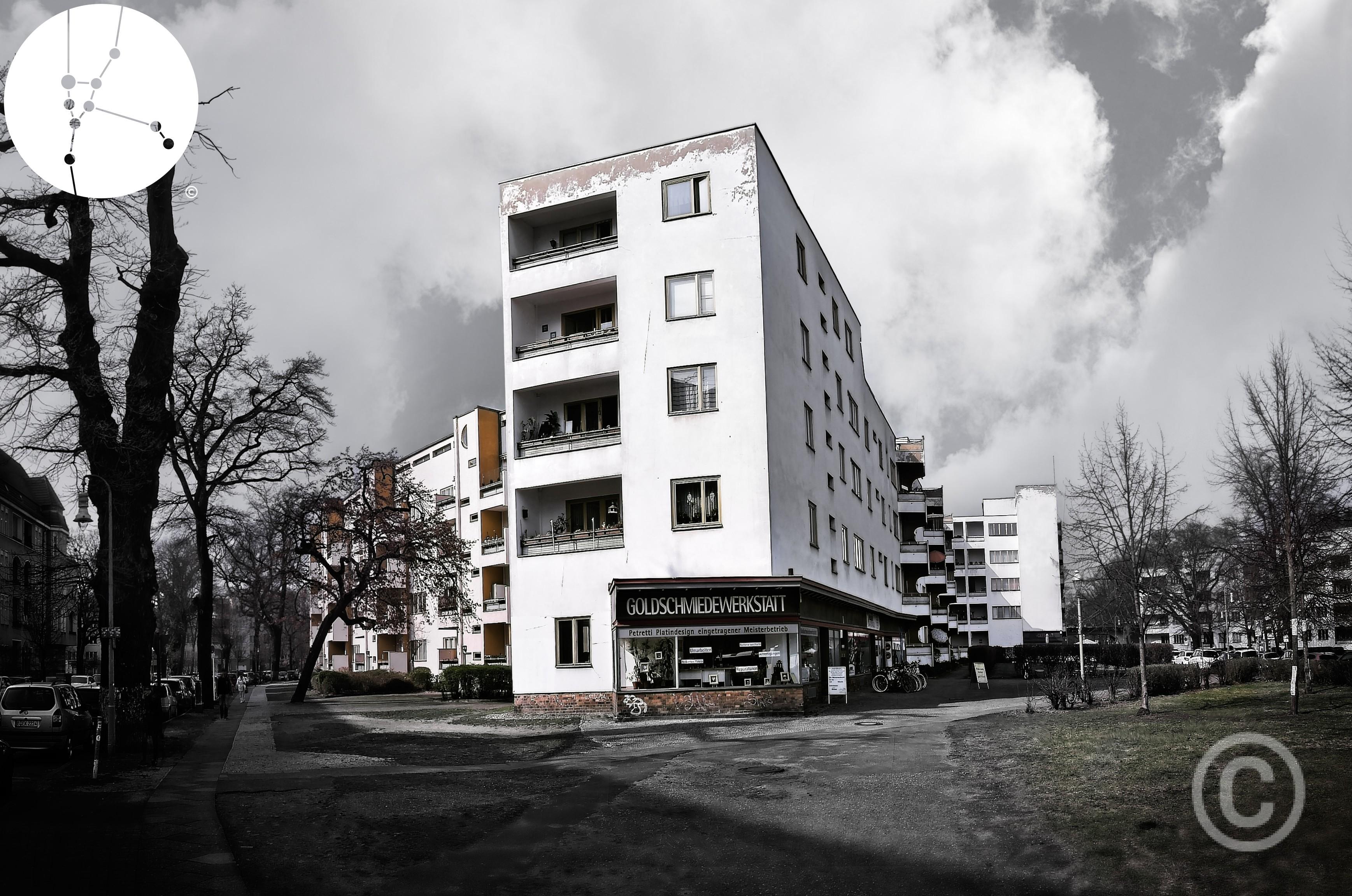Berlin Modernism Housing Estates - The Ring - Siemensstadt Heritage Berlin Mackeritzstrasse Ensemble 1929-1931 © Prosper Jerominus 2018