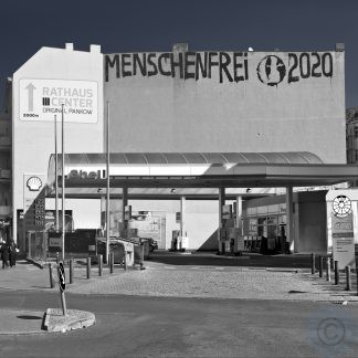 Project OFFSIDE - Memory 3 Menschenfrei 2020 - People-free 2020