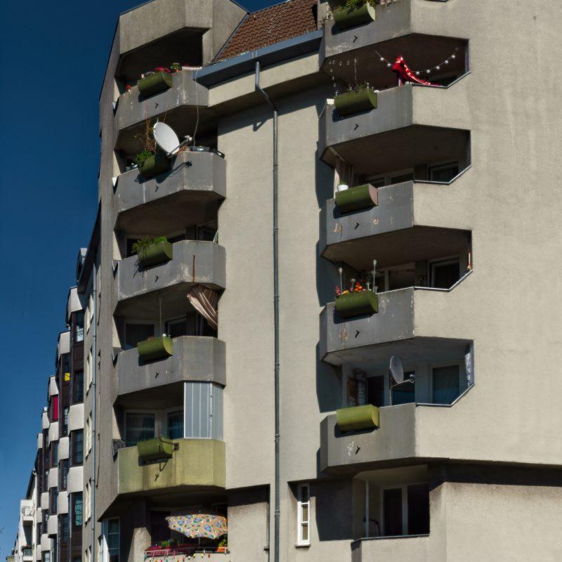 Happy balconies - La passion des balcons - Corner - Berlin