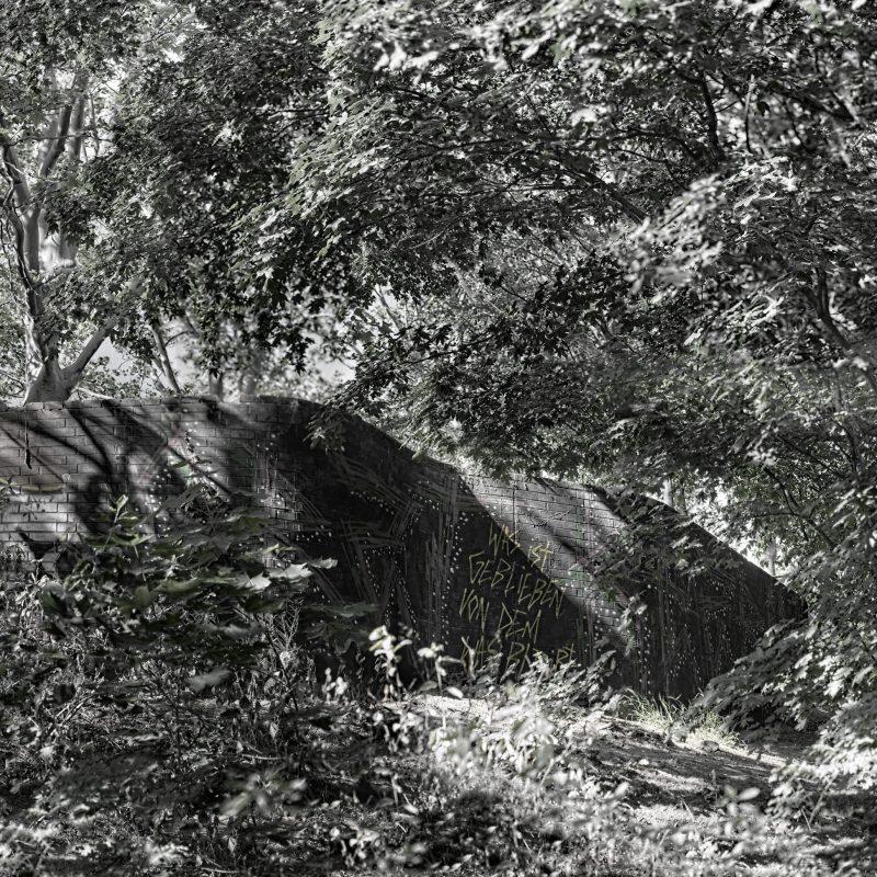 What is left of what remains - Was ist Geblieben von dem was bleibt - Flakturm III Humboldthain Berlin (WW2)