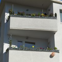Happy balconies - La passion des balcons - Trapezium - Berlin