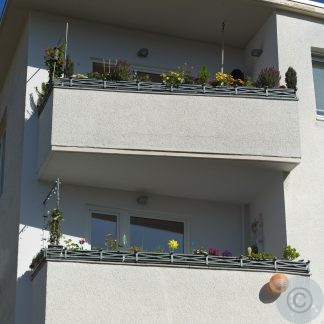 Happy balconies - La passion des balcons - Trapezium - Berlin