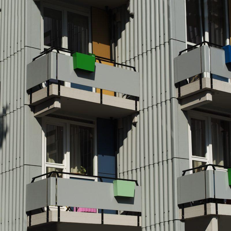 Happy balconies - La passion des balcons - Hallo Umwelt - Berlin