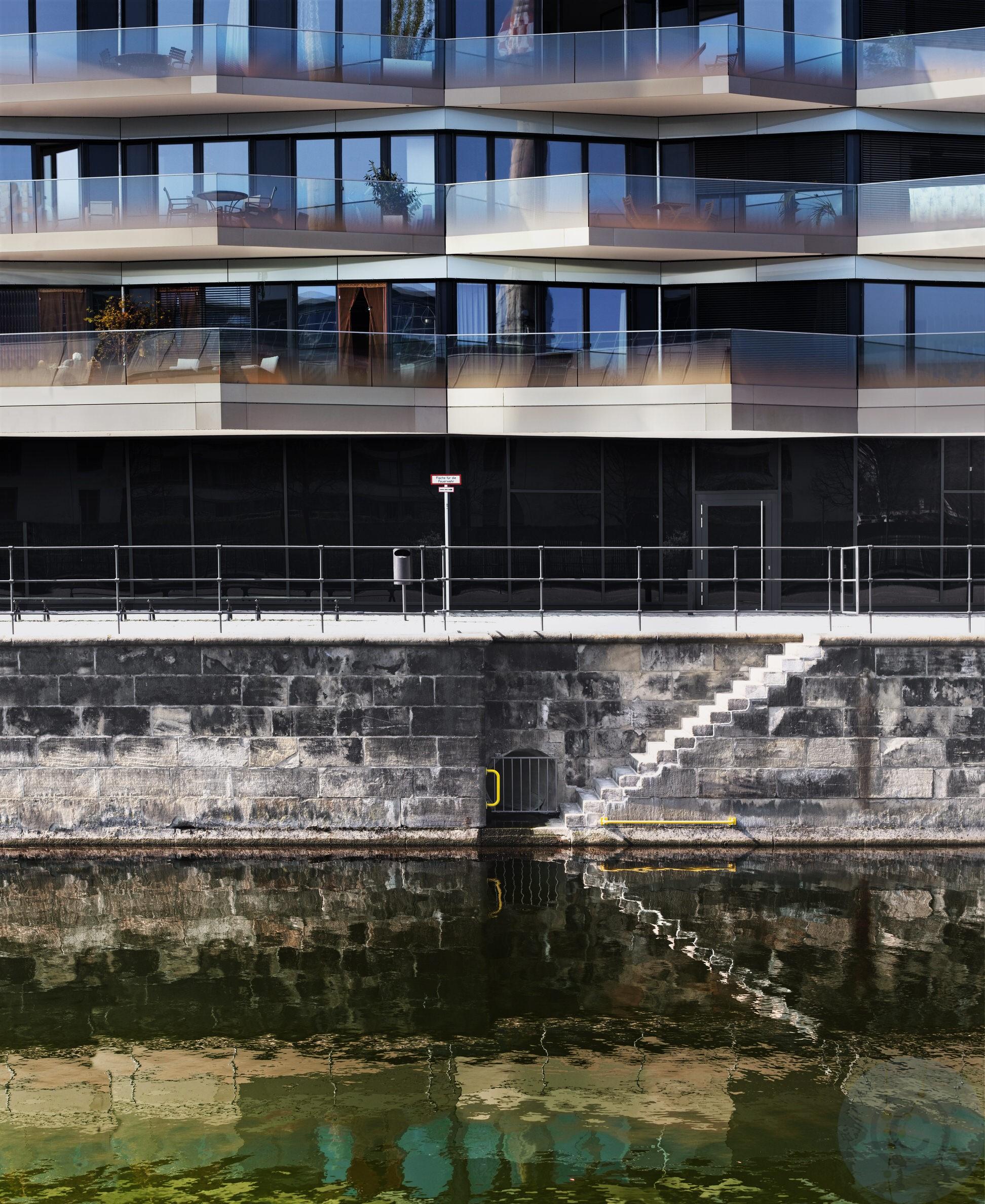 Am Spandaukanal - KunstCampus -Europacity Berlin - léonwohlhage architects, 2017